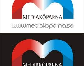 #55 for Design a logo for Mediaköparna by AleksanderPalin