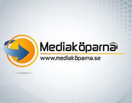 #40 for Design a logo for Mediaköparna by emarquez19
