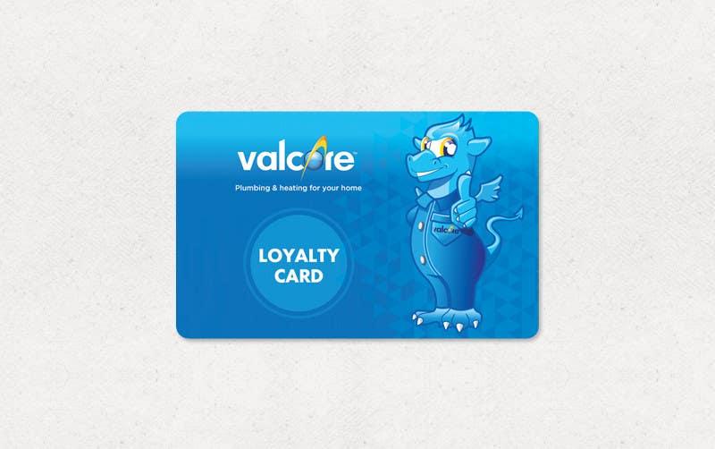 Konkurrenceindlæg #                                        18                                      for                                         Loyalty Card Design