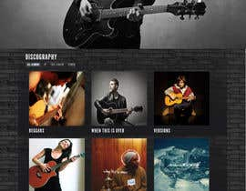 #7 para Design and built Guitarlesson compare website por jituchoudhary