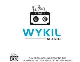 #110 for I need a design for my music logo af flyhy