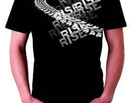 #14 para T-shirt Design for RiSE (Ride in Style, Everyday) por sisirad