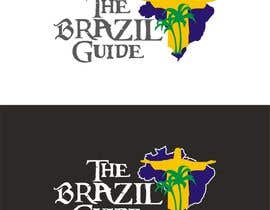 #56 for Design a Logo for thebrazilguide.com by yankeedesign