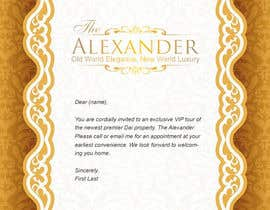 nº 1 pour Design an Email Template for an Invitation par freelancerio