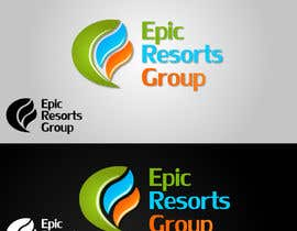 #221 para Logo Design for EPIC Resorts Group por mostawda3