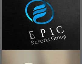 #273 para Logo Design for EPIC Resorts Group por Dewieq