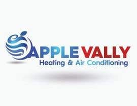 #94 untuk Logo Design for Apple Valley Heating & Air Conditioning oleh XWebHunter