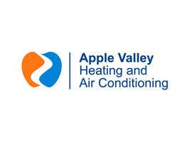 #101 para Logo Design for Apple Valley Heating & Air Conditioning por smarttaste