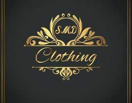 Nro 342 kilpailuun Build logo for my clothing website käyttäjältä sabikunnaharliza