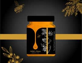 #459 untuk Design a Logo & Jar Label For a Honey Business oleh SALOMESEPHASHVIL