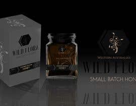 #341 untuk Design a Logo & Jar Label For a Honey Business oleh Yetlancer