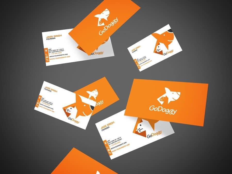 """Intrarea #109 pentru concursul """"Design a Logo for A Pet Company"""""""