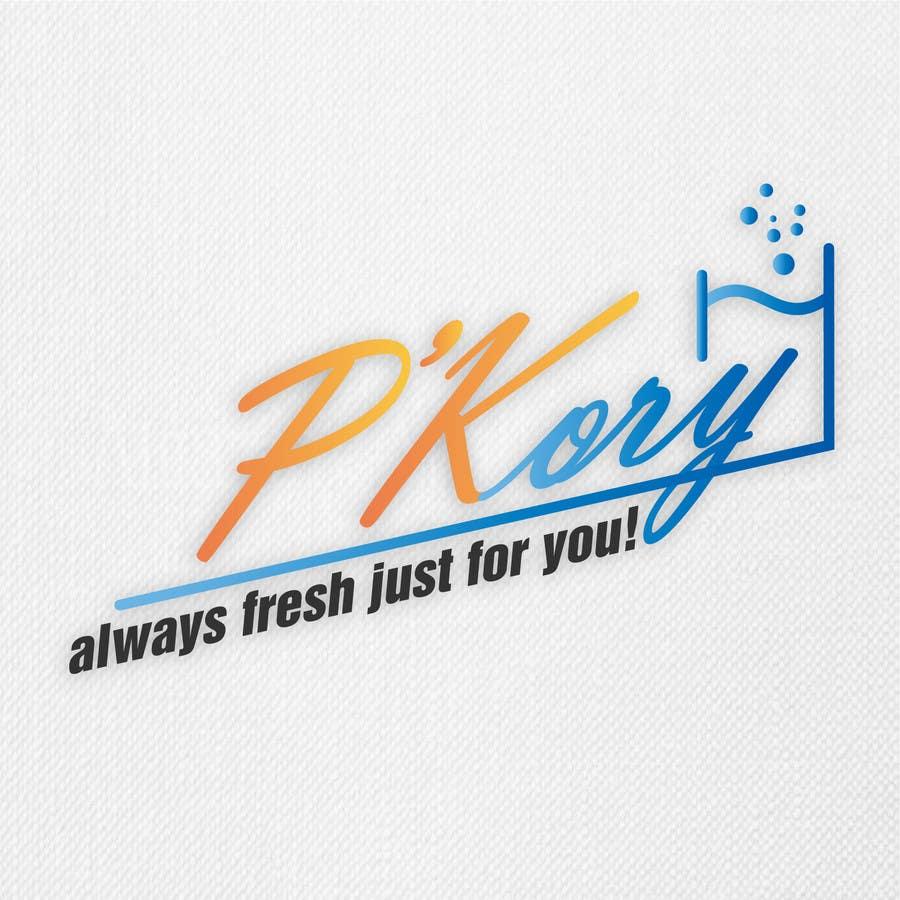 Inscrição nº                                         36                                      do Concurso para                                         Logo Design for PKory - Diseño de Logo para PKory