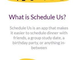#223 for Schedule Us UI Redesign by cg0261