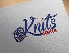 #122 untuk Re-Design of Knits4Gifts Logo 2020-2021 oleh ScrollR
