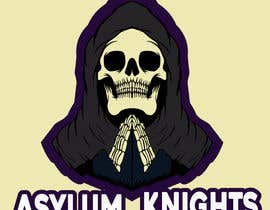 #6 for asylum knights by SMTOWFIQHASAN