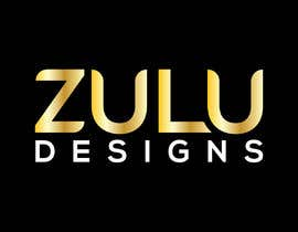 #223 cho Logo design for ZULU DESIGNS bởi Omarfaruq18