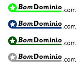 #9 for Logo Design for BomDominio.Com web  site. af ccakir
