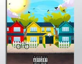 #65 para The Neighborhood ALBUM ARTWORK de creative24art