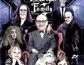 #79 untuk Family Portrait oleh ivanchairez