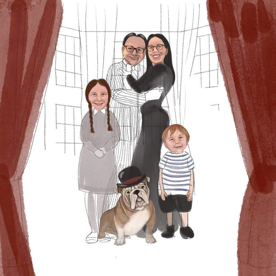 Penyertaan Peraduan #                                        58                                      untuk                                         Family Portrait