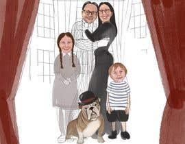 #58 untuk Family Portrait oleh jasminebailey