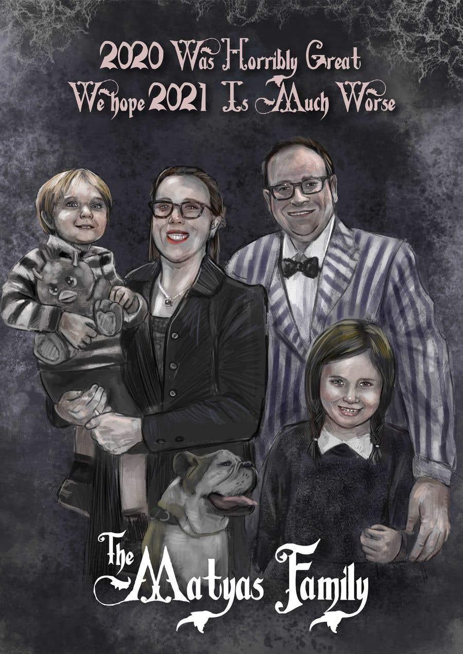 Penyertaan Peraduan #                                        71                                      untuk                                         Family Portrait