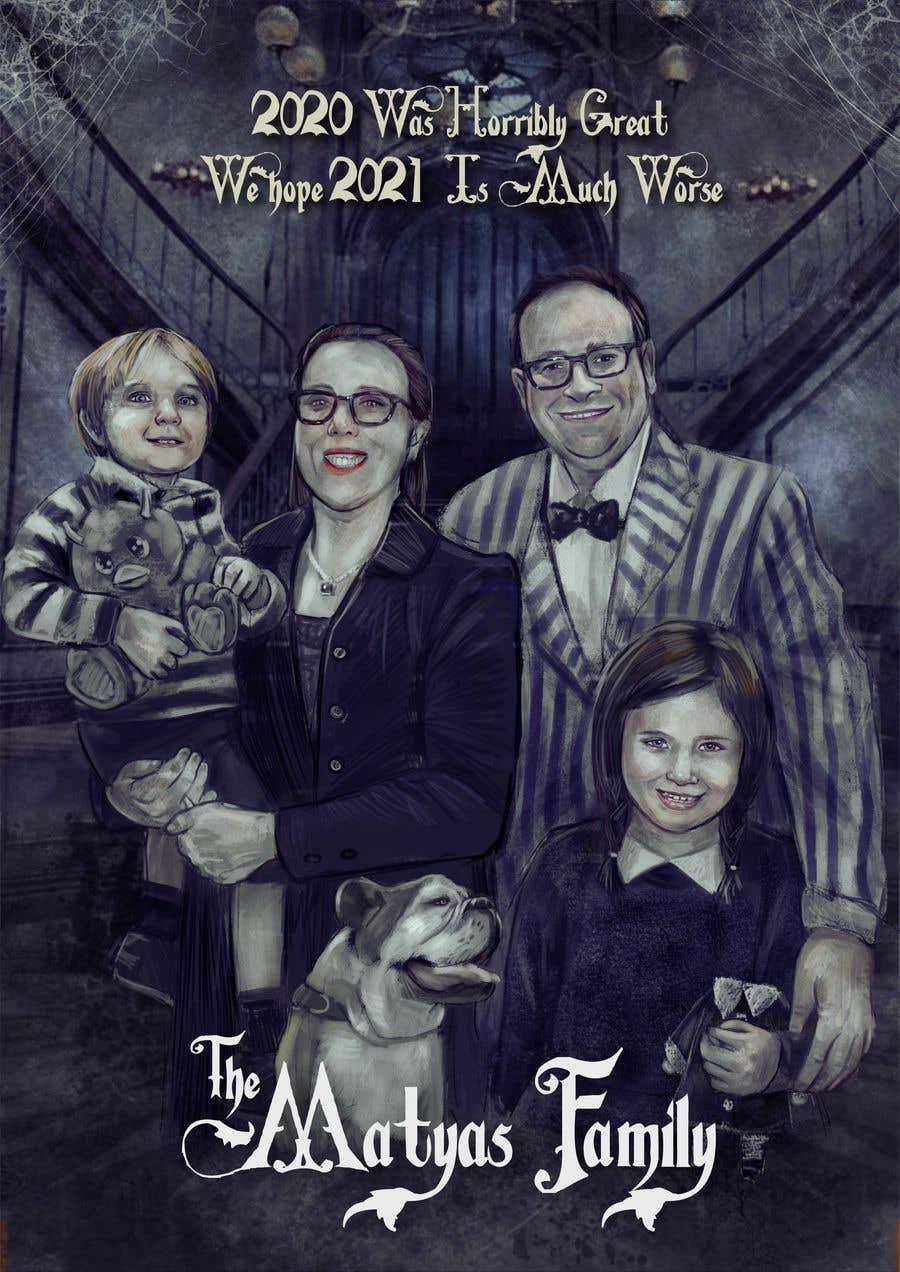 Penyertaan Peraduan #                                        78                                      untuk                                         Family Portrait