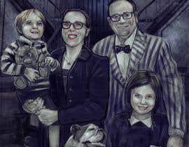 #78 untuk Family Portrait oleh Danicsto