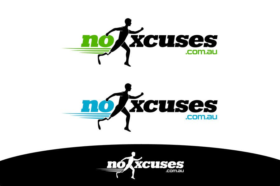 Inscrição nº 45 do Concurso para Logo Design for noXcuses website