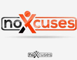 nº 83 pour Logo Design for noXcuses website par yulier
