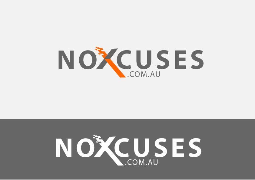 Inscrição nº 55 do Concurso para Logo Design for noXcuses website
