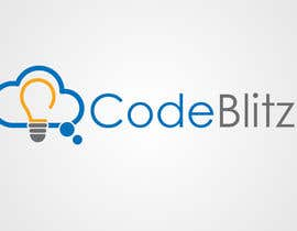 #163 untuk Logo Design for 'CodeBlitz' software development innovation sprint oleh taganherbord