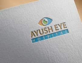 Nro 106 kilpailuun Designing logo and prescription slip for eye clinic käyttäjältä mdnasirulislam00