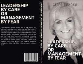 #152 para Design of cover for book about leadership - (both a cover for print + 3D ecover) por Tac82