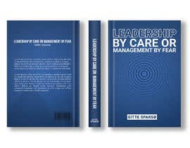 #98 para Design of cover for book about leadership - (both a cover for print + 3D ecover) por imranislamanik