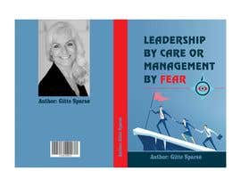 #134 para Design of cover for book about leadership - (both a cover for print + 3D ecover) por designingamit