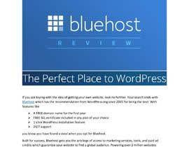 #20 para Blog on Bluehost de A600DC