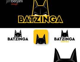 #169 para Logo design for a Batman comics blog/store de JanBertoncelj