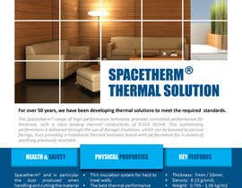 nº 28 pour Advertisement Design for Spacetherm Bespoke par Olywebart