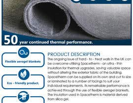 #13 for Advertisement Design for Spacetherm Bespoke af ProliSoft
