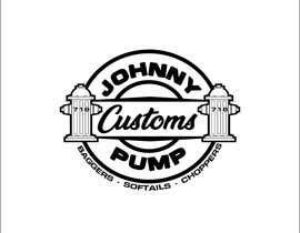 #5 untuk Create a  logo(Johnny pump customs)Bagger's Softail and Choppers oleh Roselyncuenca