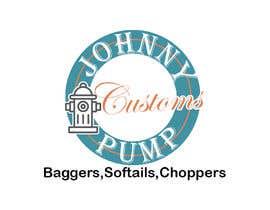 #3 untuk Create a  logo(Johnny pump customs)Bagger's Softail and Choppers oleh miavinash1503