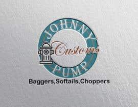 #4 untuk Create a  logo(Johnny pump customs)Bagger's Softail and Choppers oleh miavinash1503