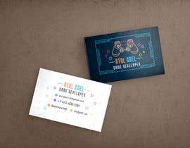 #115 for Building a business card by nilgarfaizan77