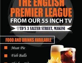 #41 для Flyer for Sports Bar от chikjim