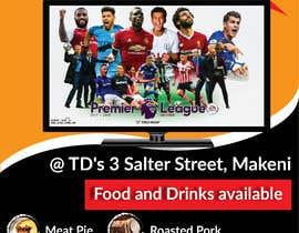 #42 для Flyer for Sports Bar от rezwoanrj3