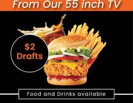 #44 для Flyer for Sports Bar от MarziaKhanam
