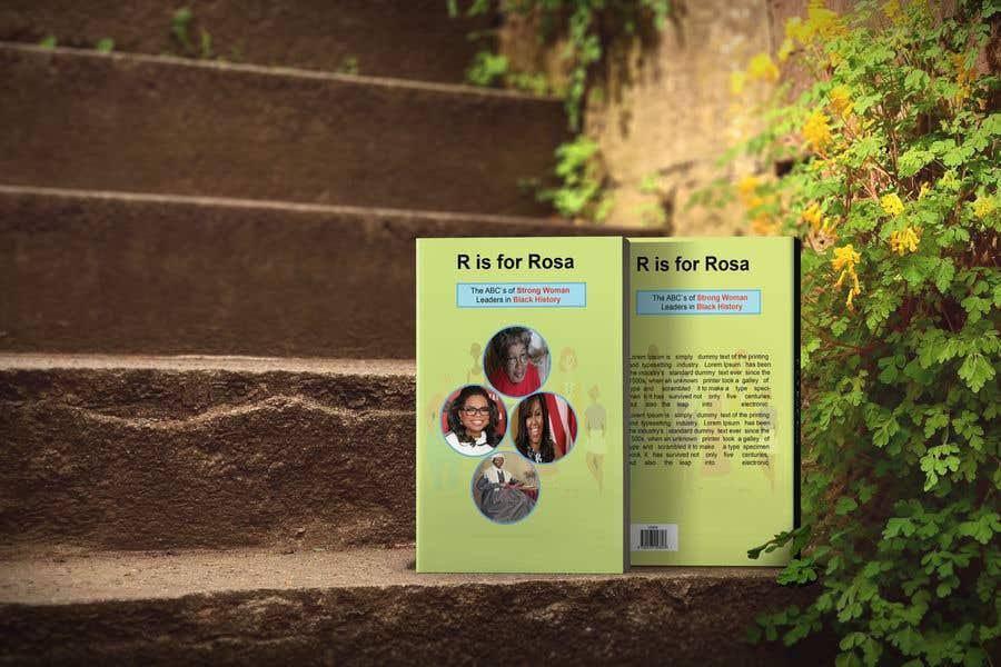 Kilpailutyö #                                        63                                      kilpailussa                                         Book Cover - Strong Women Leaders in Black History