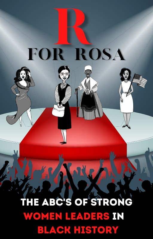 Kilpailutyö #                                        62                                      kilpailussa                                         Book Cover - Strong Women Leaders in Black History